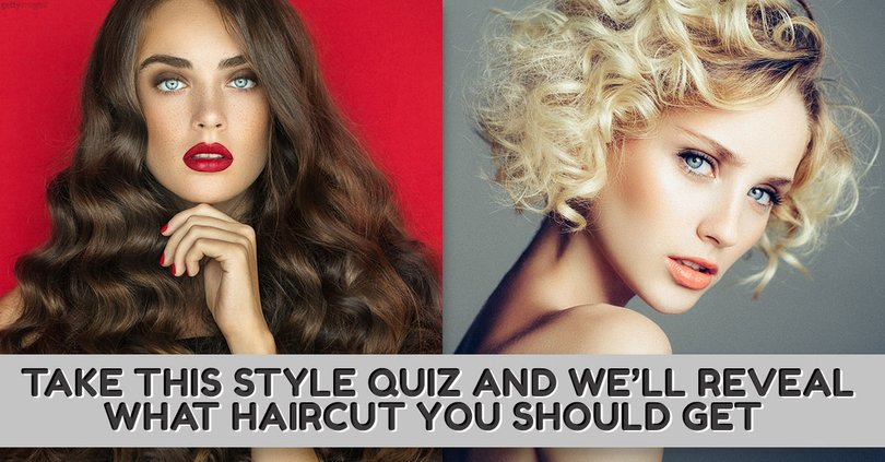Strange Whats Your Perfect Haircut Take This Style Quiz To Find Out Natural Hairstyles Runnerswayorg