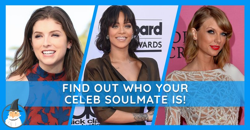 Which Celebrity Would You Actually Hit It Off With Magiquiz
