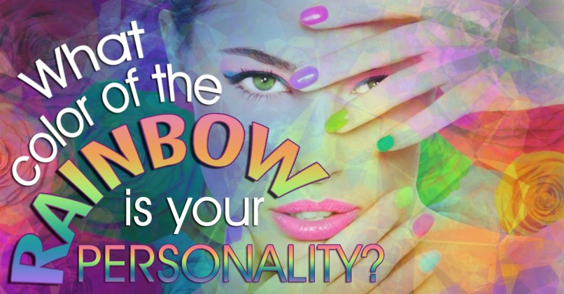 What Color Represents Your Personality Magiquiz