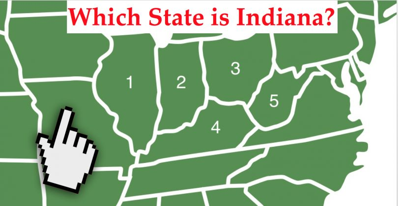 Only Can Answer All Of These Simple US Trivia Questions Can - Most recent magi map by us states