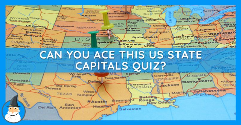 find out your us state capital iq with this tough quiz