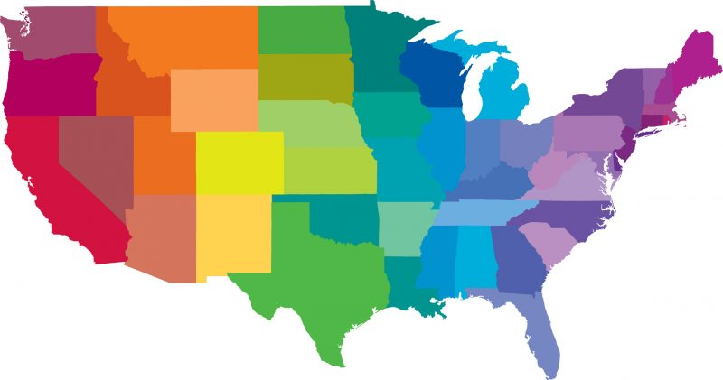 Can we guess where you live based on these 11 questions for Which state is good to live in usa