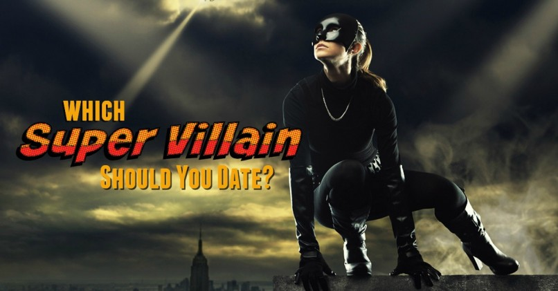 Which supervillain should you hook up with quiz