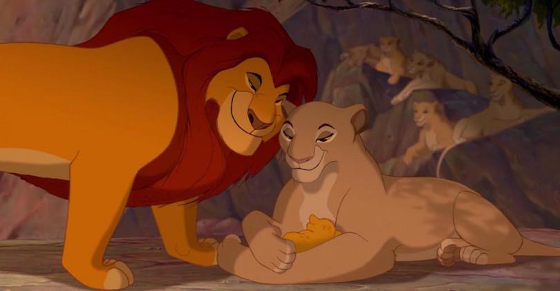 король лев львиная охрана картинки
