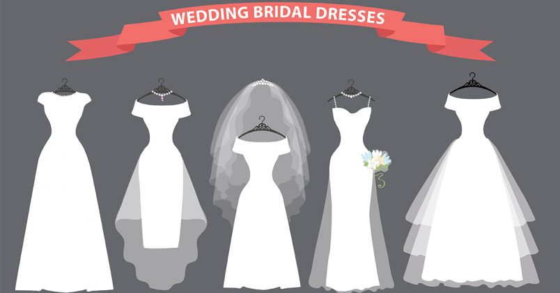 What Type Of Wedding Dress Is Perfect For You Based On Your
