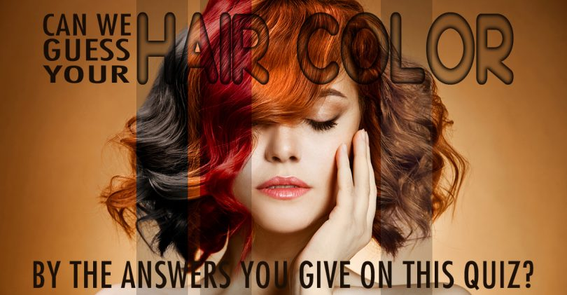 Can We Guess Your Hair Color Correctly? | MagiQuiz