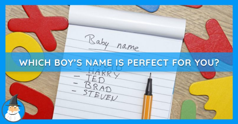 If You Were a Boy, This is What Your Name Would Be   MagiQuiz