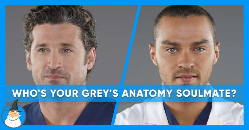 """Find Out Who Your """"Grey's Anatomy"""" Doctor Soulmate Is ..."""