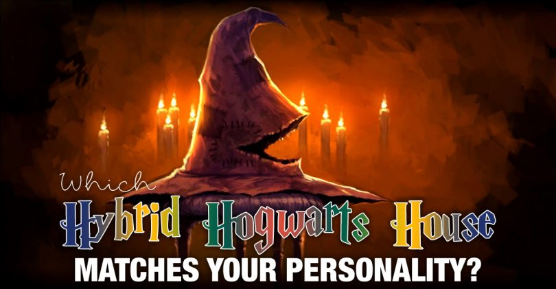 Which Hybrid Hogwarts House Matches Your Personality?