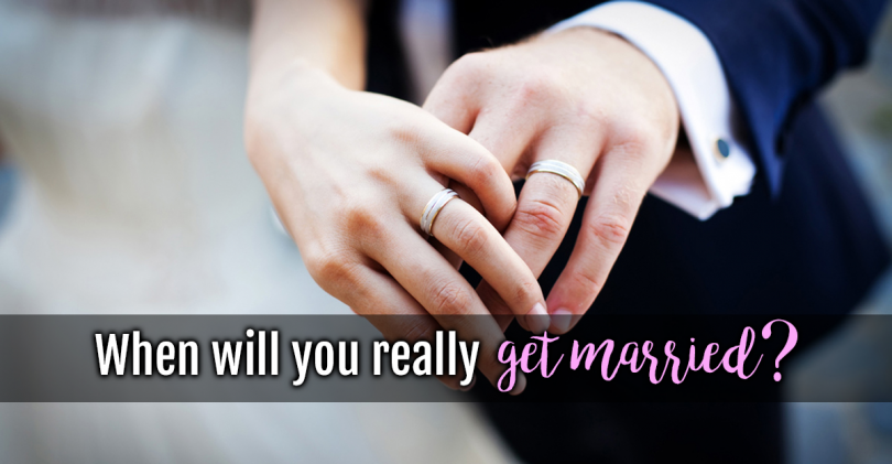 When Will I Get Engaged Quiz