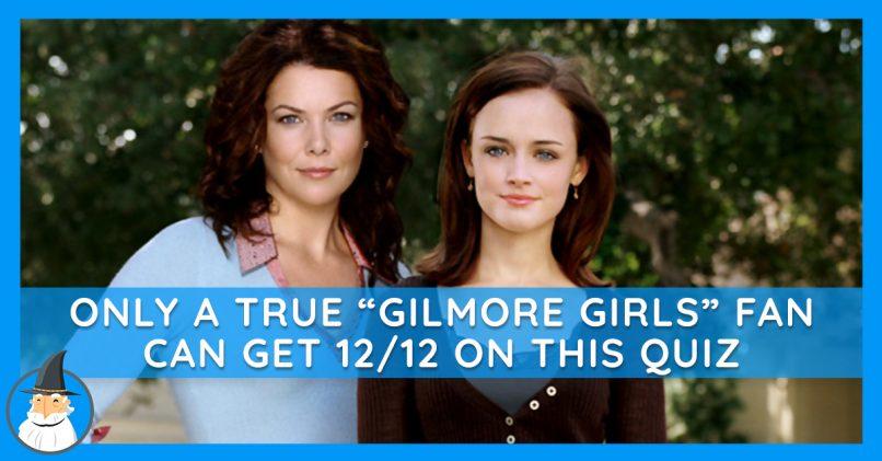 Gilmore girls quiz images 84