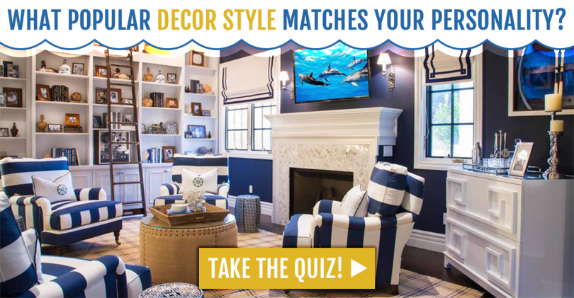 What Popular Decor Style Matches Your Personality Take The Quiz