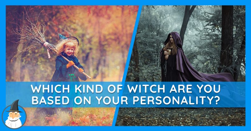 What Kind Of Witch Are You Based On These Questions