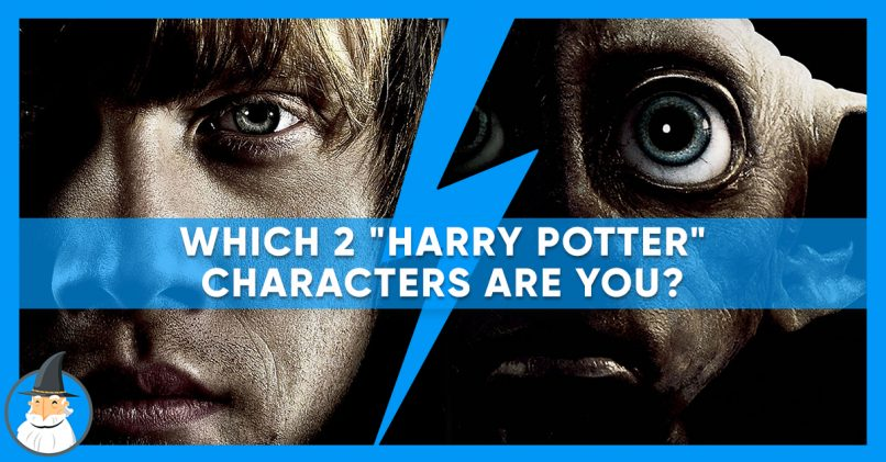 Harry Potter Personality Quiz: Which 2 Characters Are You Like? | MQ