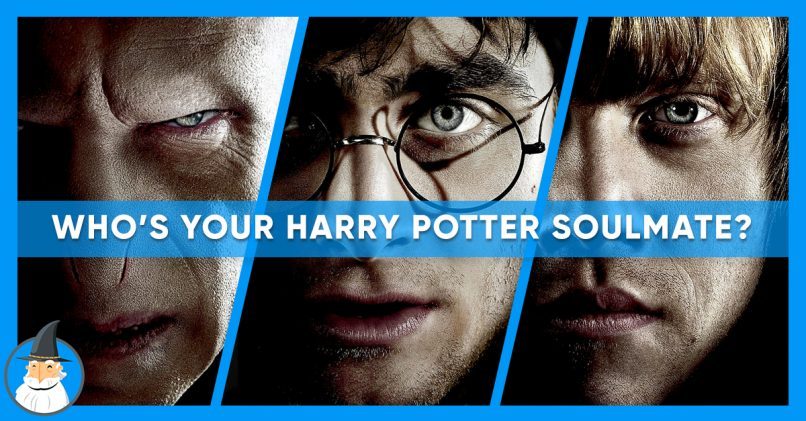 which harry potter boy is for you