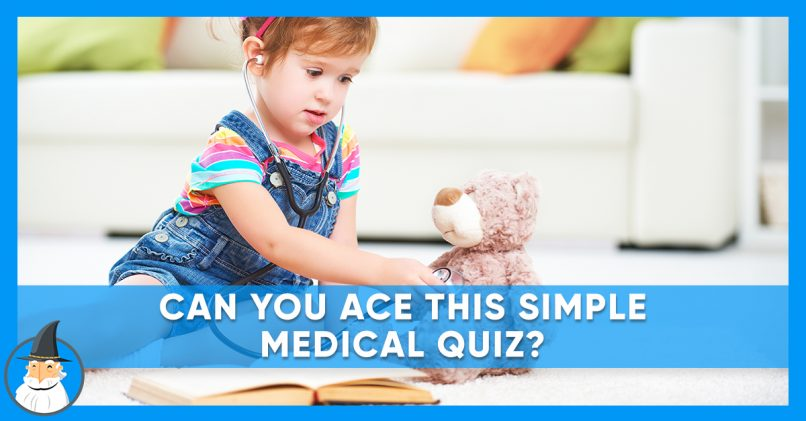 Can You Pass This Medical Terminology Test?   MagiQuiz