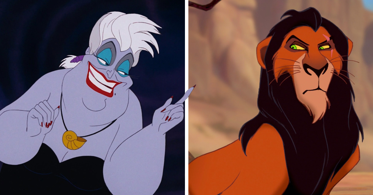 Which Two Disney Villains Characters Are You? | MagiQuiz
