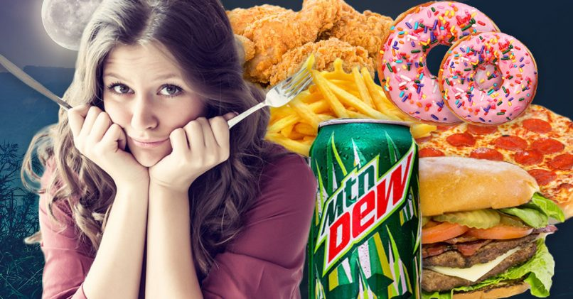 What Scrumptious Junk Food Item Is Your Spirit Animal