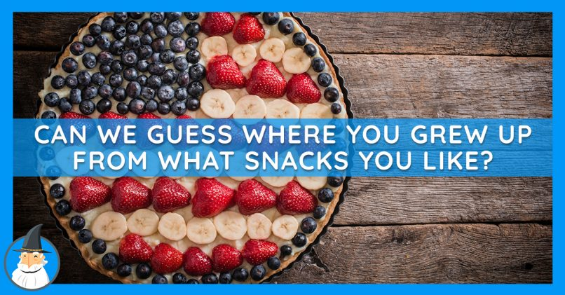 9c7ff55aa Can We Guess Where You Grew up Based on Your Taste in Snacks