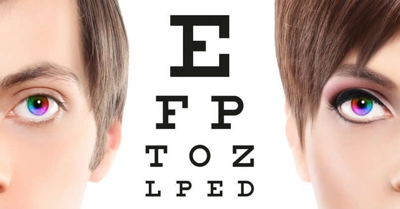 Can We Guess Your Eye Color From This Vision Test | MagiQuiz