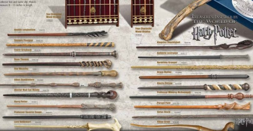 Take this quiz to get your custom harry potter wand magiquiz for Harry potter wand owners