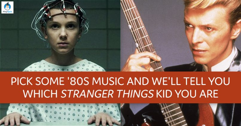 Tell Us Your Favorite 80's Music And We'll Reveal Which Kid You Are