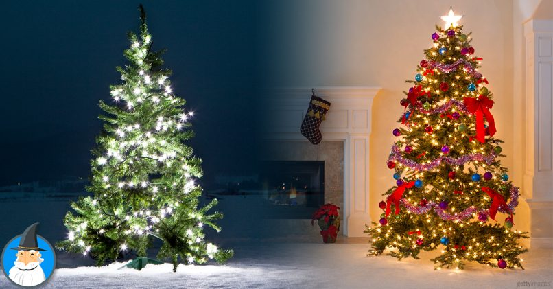 decorate a christmas tree to find out where you should spend this christmas - When Can You Decorate For Christmas