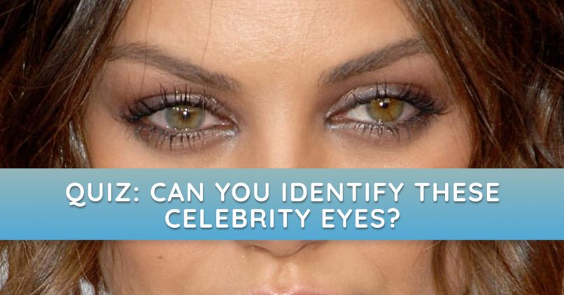 Celebrity Identification Quiz - By CGMFan1 - Sporcle