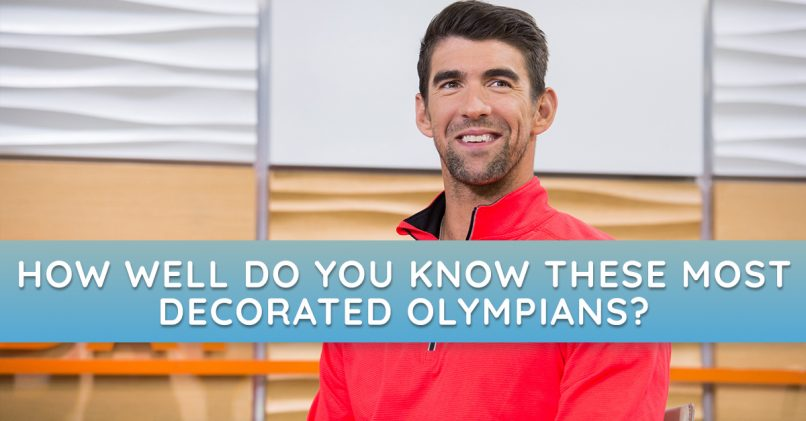 How Well Do You Know These Facts About The Most Decorated