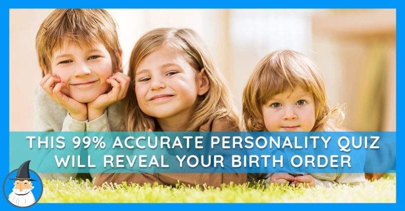 Birth Order and Personality: How Siblings Influence Who We Are