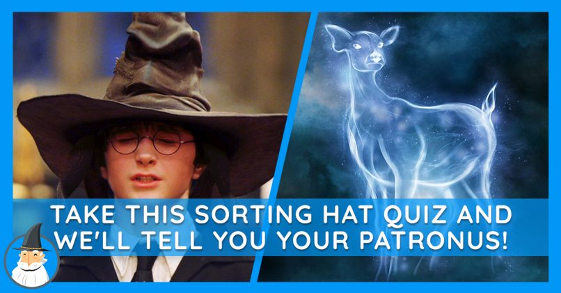 What S Your Patronus Take This Sorting Hat Quiz To Find Out Magiquiz
