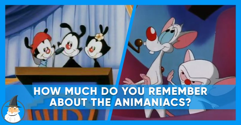 The Hardest Quot Animaniacs Quot Quiz Of All Time Magiquiz