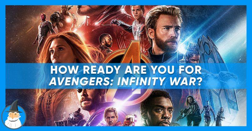 The Ultimate Avengers: Infinity War Quiz | MagiQuiz