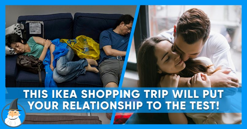 This IKEA Quiz Will Put Your Relationship to the Test | MagiQuiz