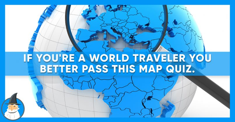 Can you identify these foreign countries most people cant magiquiz if youre a world traveler you better pass this map quiz gumiabroncs Choice Image