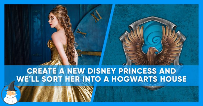Make a disney princess and well give her a hogwarts house magiquiz the next disney princess will be designed by you but well sort her into a hogwarts house altavistaventures Image collections