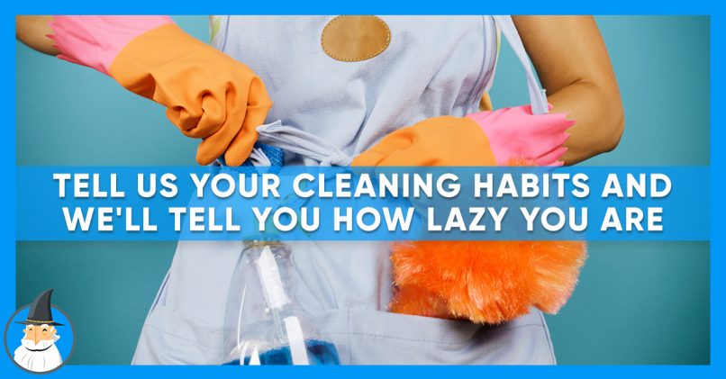 how to tell if your lazy