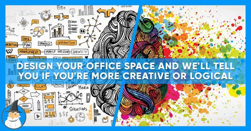 Design an office and we 39 ll determine if you 39 re creative or for Design your office