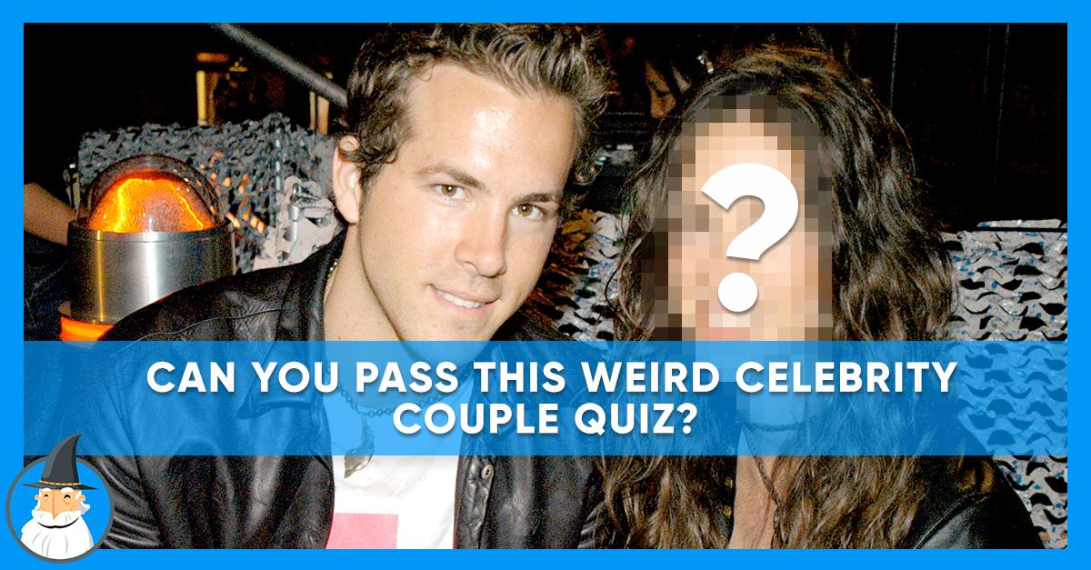 dating en berømthed quiz