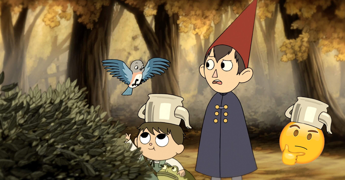 Over The Garden Wall Which Character Are You Magiquiz