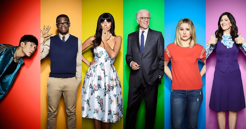 Image result for the good place characters
