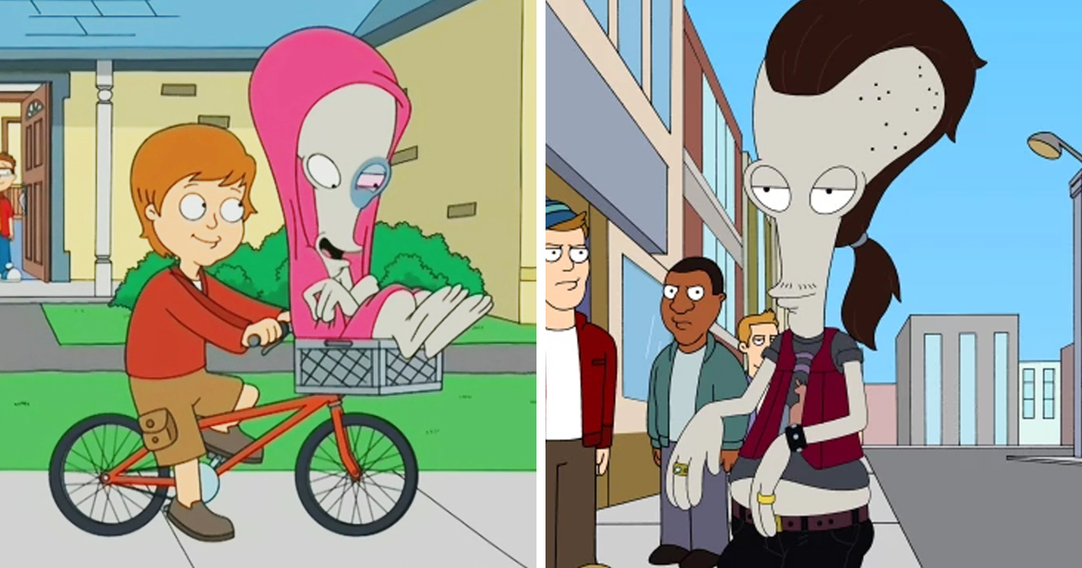 Can You Name All Of Roger's Personas From American Dad