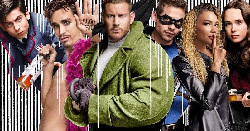 We Know Which Character From 'Umbrella Academy' You Are | MagiQuiz